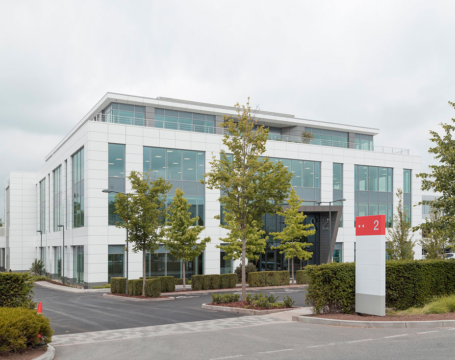News: Powell Williams delivers £15m facelift at Guildford Business Park for Cube Real Estate and Benson Elliot