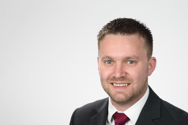 News: Robert Carrotte promoted to Senior Surveyor