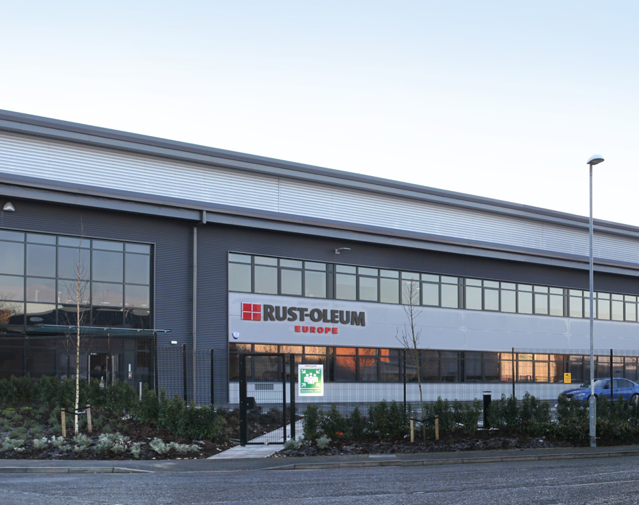 News: Powell Williams advises on 135,000 sq.ft storage and distribution base letting in Gateshead for Tor Coatings Ltd