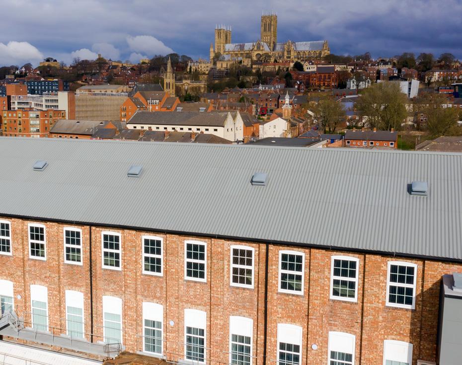 News: Powell Williams completes Ruston Works £4.6m office refurbishment for Siemens Energy