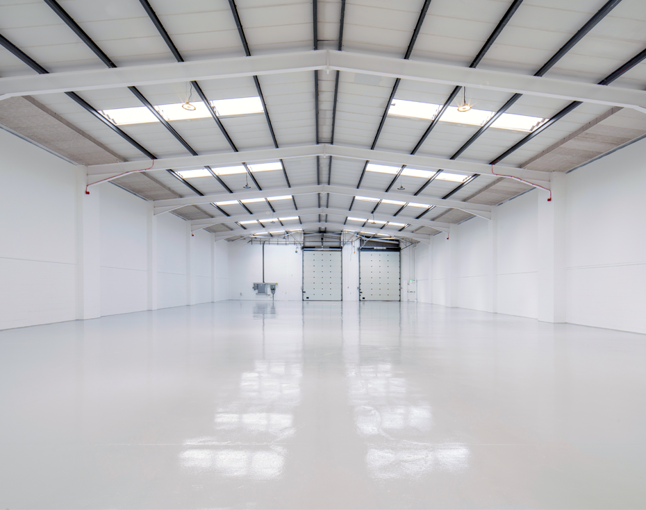 News: Powell Williams completes the refurbishment of units across two industrial sites for Ropemaker Properties